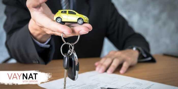 Arabanın Tamamı İçin Kredi