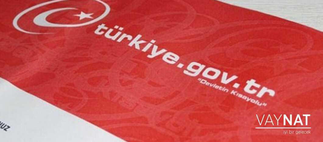 PTT Gitmeden E-Devlet Şifresi Nasıl Alınır