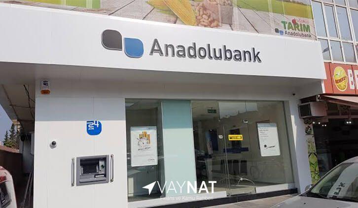 Anadolu Bank Müşteri Hizmetlerine Direk Bağlanma 2020