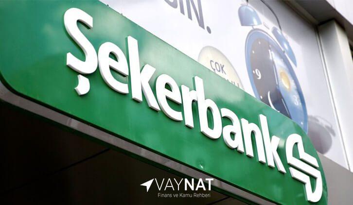 Şekerbank Müşteri Hizmetlerine Direk Bağlanma 2020