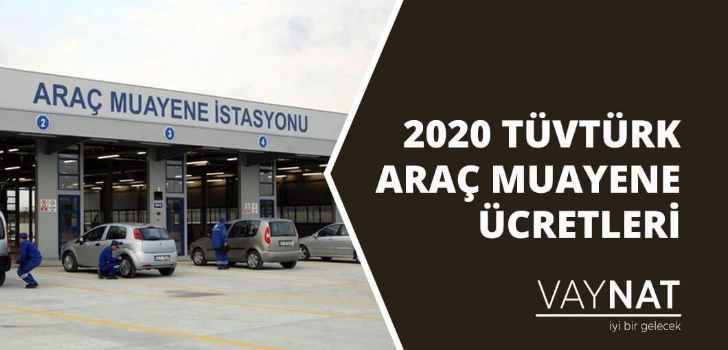 Photo of TÜVTÜRK Araç Muayene Ücretleri 2020