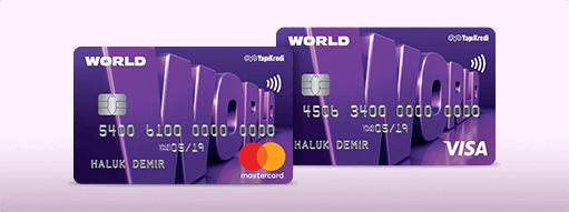 En Çok Puan Kazandıran Yapı Kredi World Card