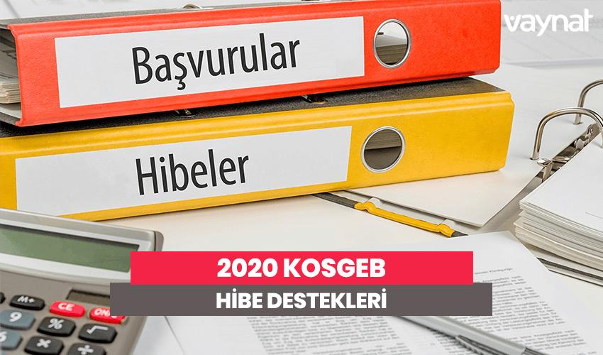 Photo of KOSGEB Hibe Destekleri 2020