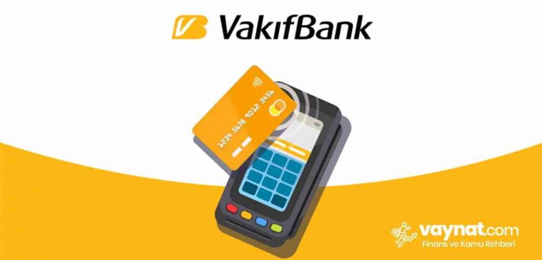 Vakıfbank Sanal POS Ücreti ve Komisyonu 2020