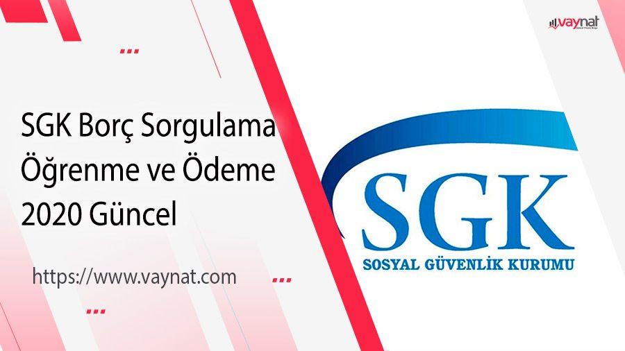 SGK Borç