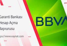 Photo of Garanti Bankası Hesap Açma Başvurusu