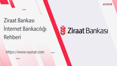 Ziraat Bankası İnternet