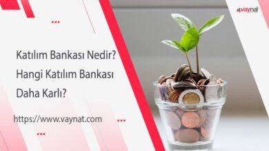 Katılım Bankası Nedir?Hangi Katılım Bankası Daha Karlı?